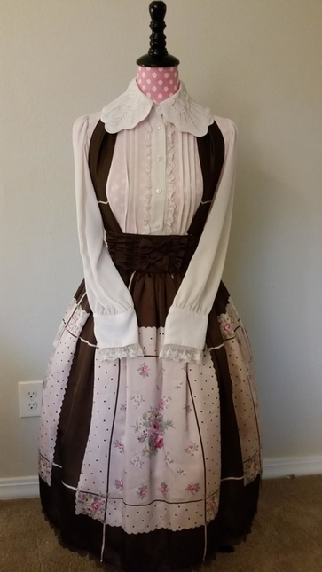 Innocent World Coat: Lace Market: Lolita Fashion Sales And Auctions